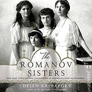 The Romanov Sisters Audiobook