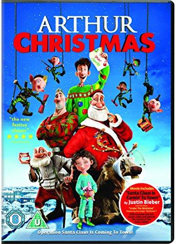 Arthur Christmas [Edizione: Regno Unito]