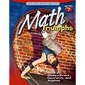 Math Triumphs, Grade 7, Student Study Guide, Book 2: Measurement, Geometry, and Algebra
