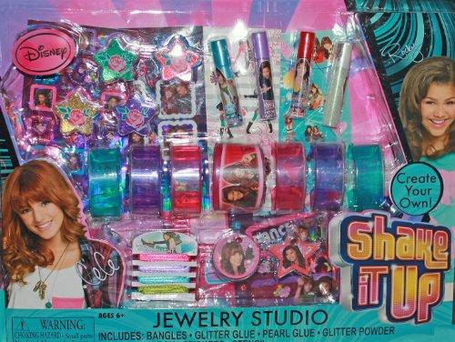 Disney Shake it Up Jewelry Studio (Rocky Blue Doll compare prices)