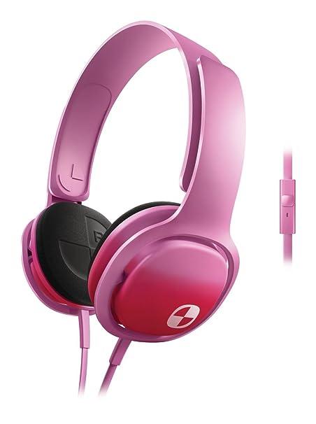 Philips SHO3305FIN/00 O'Neill Cruz On-Ear Headband Headphone with Mic