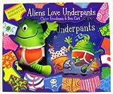 Aliens Love Underpants! Claire Freedman