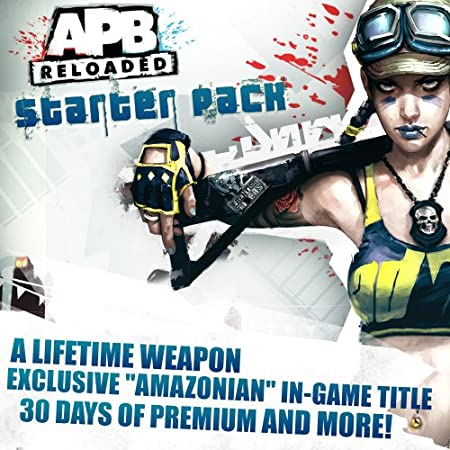 Starter Pack: APB Reloaded [Game Connect]