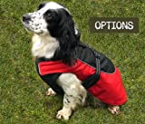 OPTIONS Dog Coat All Weather Reflective 18-20inch (Just like us dogs like to keep warm and dry when out walking without looking like victims of last year's fashion âmistakes'. So the new range of Options coats are designed to be âtimeless' classics,