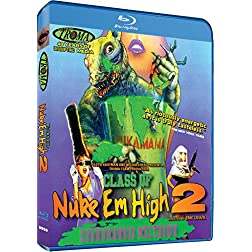 Class Of Nuke 'Em High II: Subhumanoid Meltdown [Blu-ray]