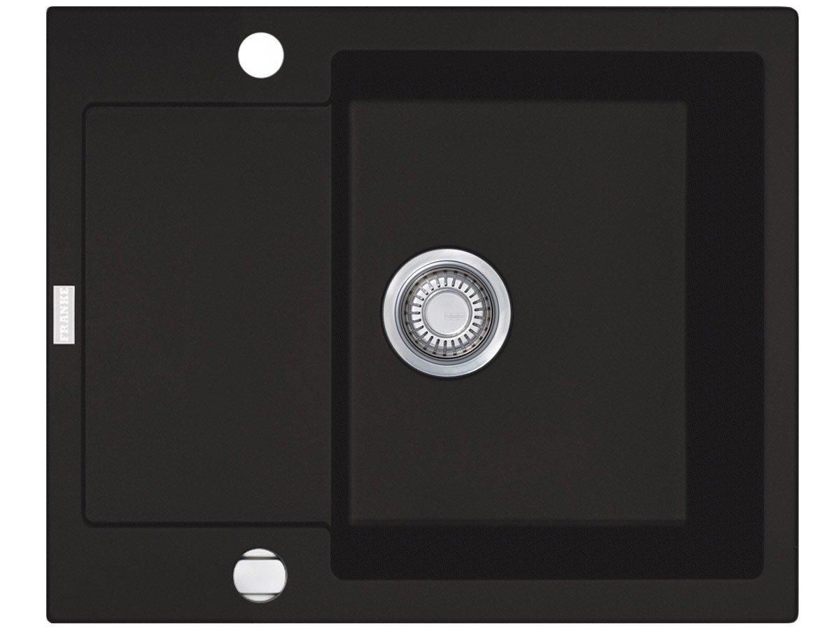 Franke KüchenSpüle Maris MRG 61162 (114.0253.319)  Fragranit Graphit  BaumarktKritiken und weitere Informationen