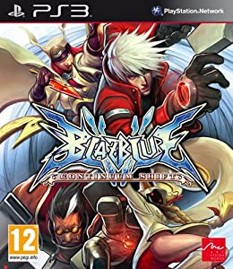 BlazBlue Continuum Shift (PS3)