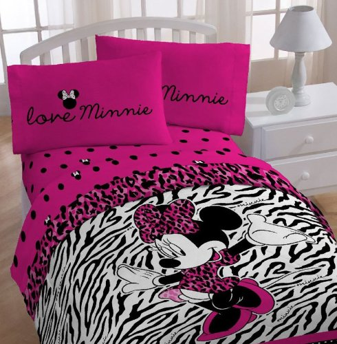 Minnie Mouse Twin Bedding Kmart