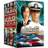 JAG (Judge Advocate General) - The Complete Seasons 1-4 ~ David James Elliott