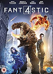 Fantastic Four [DVD] [2015]