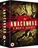 echange, troc Anacondas 4 Movie Boxset [Import anglais]