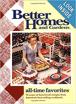 All Time Favorites 70 Years Of Best Loved Recipes From