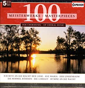 Choral Music (100 Masterpieces