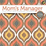 2016 Moms Manager Wall Calendar - 17 Month