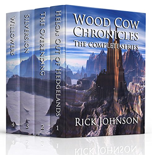 Eccentric, unexpected rebels …  Save 83% with this Kindle Countdown Deal!  Wood Cow Chronicles by Rick Johnson