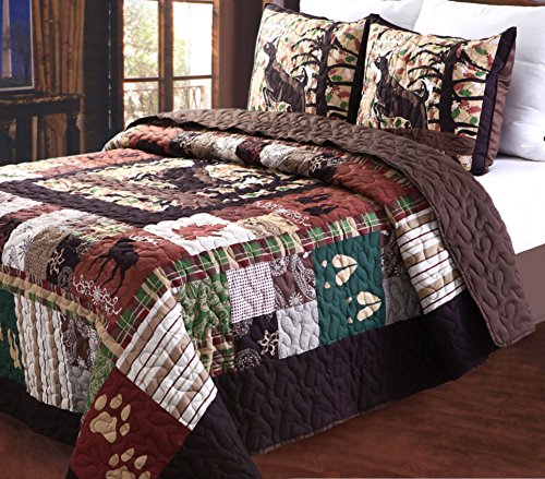 greenland-home-3-piece-whitetail-lodge-quilt-set-full-queen
