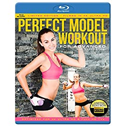 Perfect Model Workout for Advanced 4K [Blu-ray]