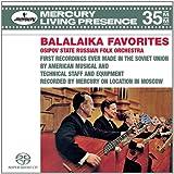 Balalaika Favorites (Hybr) (Ms)