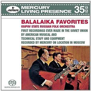 Balalaika Favorites (Sacd)