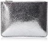Accessorize Women's Wallet (Silver) (MN-99395012001)