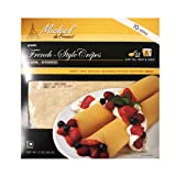 Michels All Natural Ready to Eat French Crepes (10 Crepes)