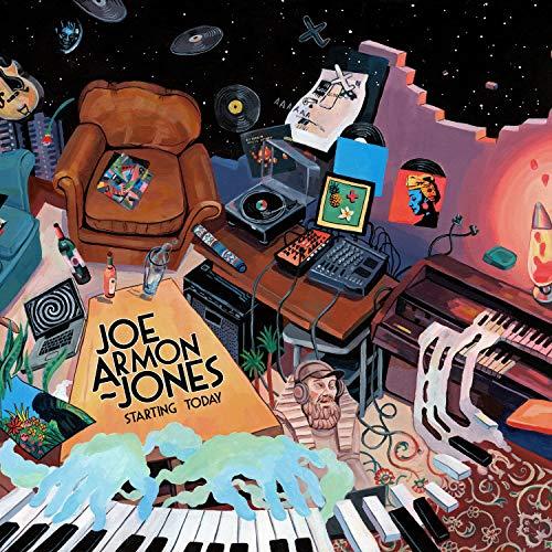 Vinilo : JOE ARMON-JONES - Starting Today (new Version)
