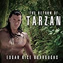 The Return of Tarzan Audiobook by Edgar Rice Burroughs Narrated by Jeff Harding