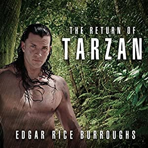 The Return of Tarzan Hörbuch