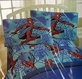 Marvel Spiderman Metro Comforter Set, Twin