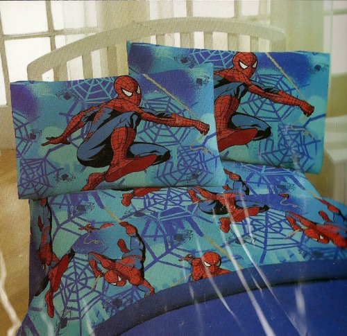 Spiderman Twin Comforter front-1080225