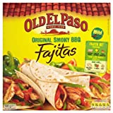 Old El Paso Original Smoky BBQ Fajitas Mild 6 x 500gm