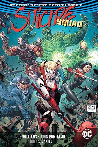 Suicide Squad: The Rebirth Deluxe Edition Book 2 (Rebirth) (Suicide Squad: Rebirth) [Williams, Rob] (Tapa Dura)