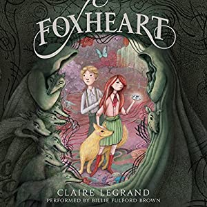 Foxheart Audiobook