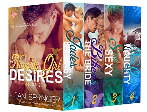 Naughty Girl Desires Boxed Set by Jan Springer ebook deal