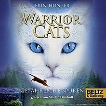 Gefährliche Spuren (Warrior Cats 5) Hörbuch von Erin Hunter Gesprochen von: Marlen Diekhoff