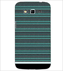 PrintDhaba Tribal pattern D-1759 Back Case Cover for SAMSUNG GALAXY GRAND 2 (Multi-Coloured)