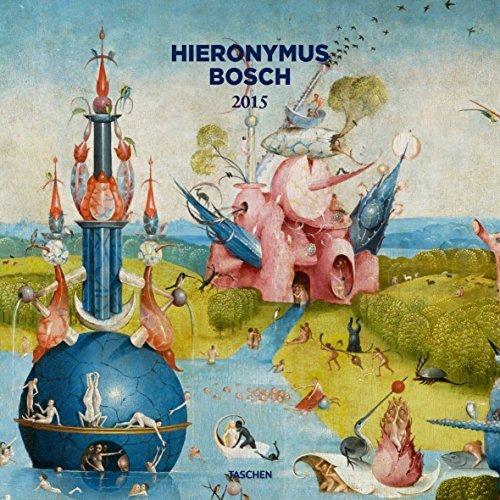 Hieronymus Bosch 2015 Wall Calendar by TASCHEN (2014-09-15) (Bosch Calendar compare prices)