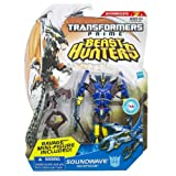 Soundwave Transformers Prime Beast Hunters 002 Deluxe Class Action Figure