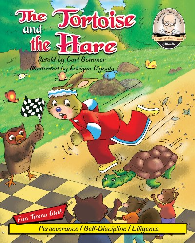 Free Kindle Book : The Tortoise and the Hare (Sommer-Time Story Classic Series Book 12)