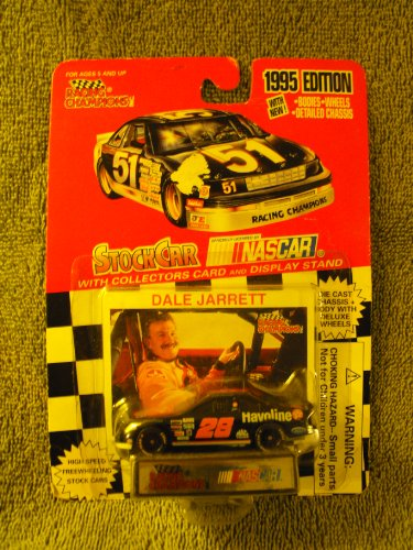 Racing Champions Dale Jarrett #28 Havoline 1995 Edition 1/64 Scale