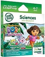 Leapfrog - 89018 - Jeu Educatif Electronique - LeapPad / LeapPad 2 / Leapster Explorer - Jeu - Dora