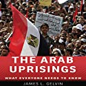 The Arab Uprisings: What Everyone Needs to Know  (       UNABRIDGED) by James L. Gelvin Narrated by Mark Moseley
