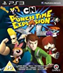 Cartoon Network Punch Time Explosion...