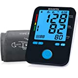 Blood Pressure Monitor Upper Arm Blood Pressure Cuff 8.7-16.5 inch LCD Display FDA Approved Blood Pressure Machine for Home Use