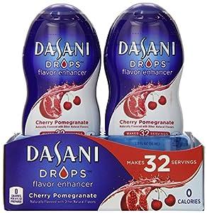 Dasani DROPS Cherry Pomegranate, 6 ct, 1.9 FL OZ Bottle