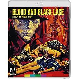 Blood And Black Lace Blu-ray + DVD [Blu-ray]