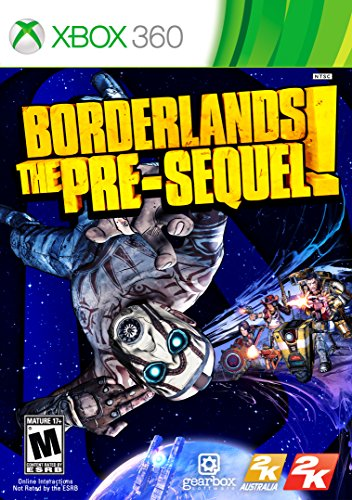 Borderlands: The Pre-Sequel front-165539