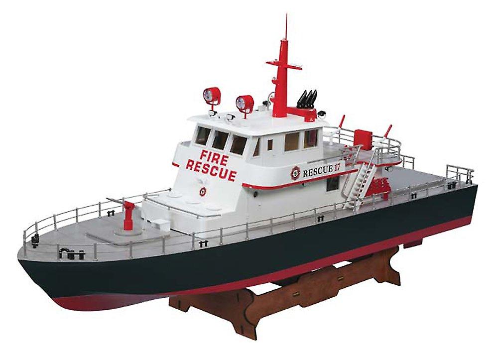 remote control fire boat
