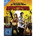 Infestation - Nur ein toter Kfer ist ein guter Kfer - Steelbook [Alemania] [Blu-ray]
