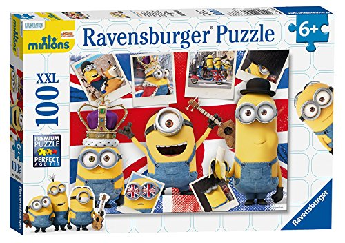 Ravensburger Minions Movie Jigsaw Puzzle (XXL, 100-Piece)